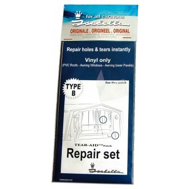 900060323 Isabella PVC Vinyl TEAR-AID Awning Repair Patch (Type B)