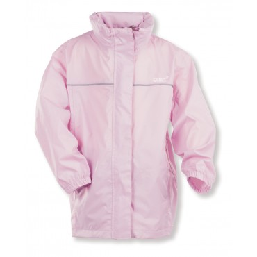 Gelert Girls Rainpod Jacket - Powder Pink - Age 5 /6