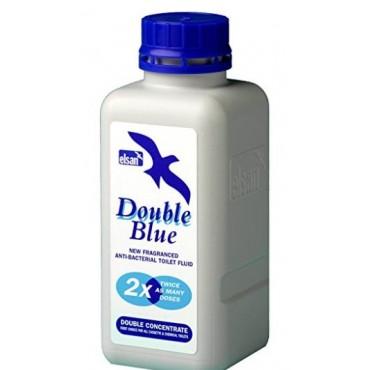 Elsan Double Concentrated Toilet Fluid - Blue 400 ml