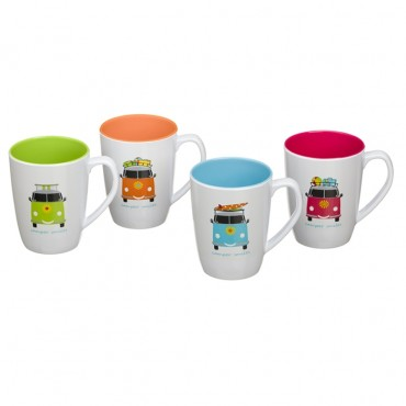 Melamine Camping Mug Set
