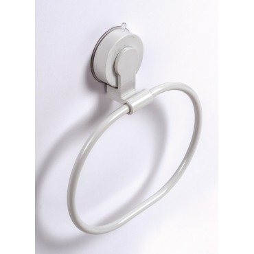 Kampa Suction Fitting Towel Ring for Caravan
