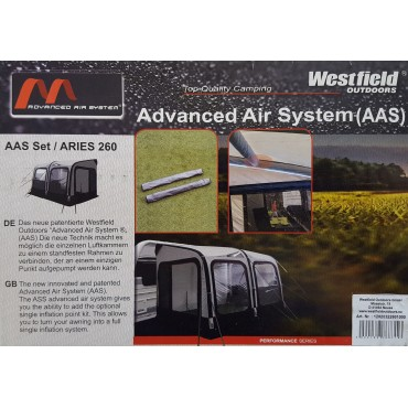 Westfield Outdoors by Quest Aries 260 Single Inflation Kit