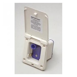 Whale Watermaster Socket With Pressure Switch