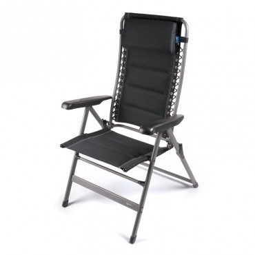 Kampa Lightweight Folding Camping Reclining Lounge Firenze Chair