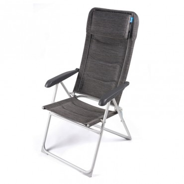 Kampa Lightweight Folding Camping Reclining Comfort Modena Chair