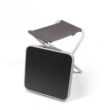 Kampa Lightweight Folding Modena Stool & Table Set - Stable