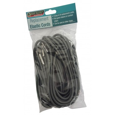 Quest Relaxer Recliner Chair Replacement Elastics Cord Pack