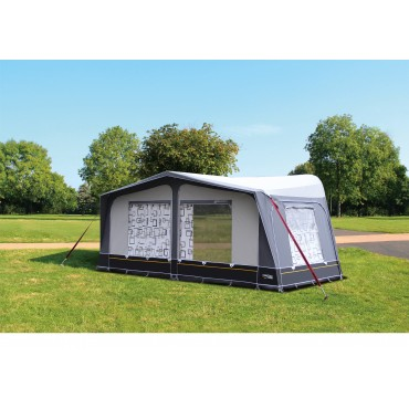 Camptech Savanna DL Traditional Full Caravan Awning