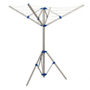 Crusader 4 Arm Rotary Clothes Airer / Dryer