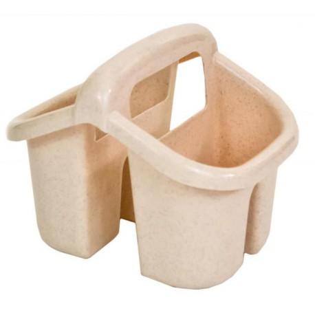 Kitchen Sink Caddy / Tidy - Oatmeal