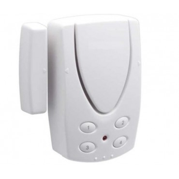 Elpine Magnetic Contact & Keypad Door Alarm