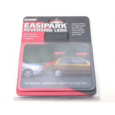 Summit EasiPark Easy to Fit  14 x 10 cm Car / Motorhome Reversing Lens