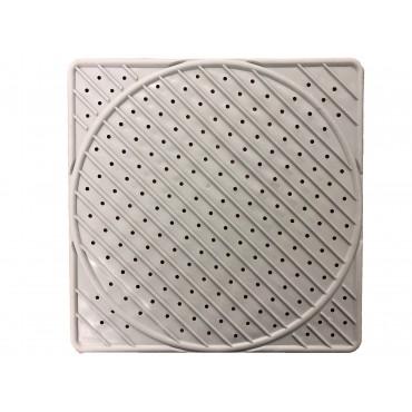 Prima Kitchenware Small Square / Round 30cm x 30cm Rubber Protective Sink Mat