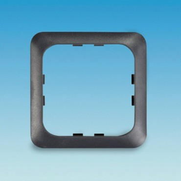 C-Line Single Face Plate (also suits CBE) - Dark Grey