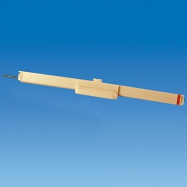 Replacement Roller Blind for Caravan MPK 420 Rooflight Flyscreen - Beige Trim