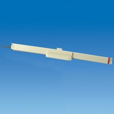 Roller Blind MPK 420 Rooflight Flyscreen - Ivory Trim