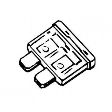 Standard Blade Fuses - Pack Of 3 - 20A