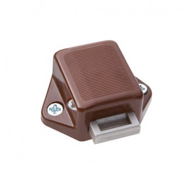 W4 Push - Button Operated Mini Catch