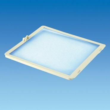 Mpk 320x360 (337x296) Roof Light Rooflight Flyscreen - White