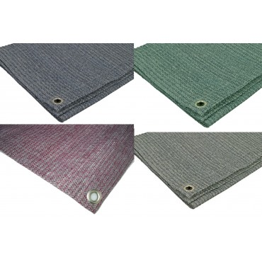 Weavlite Awning Two-Tone Breathable Groundsheet Carpet Matting