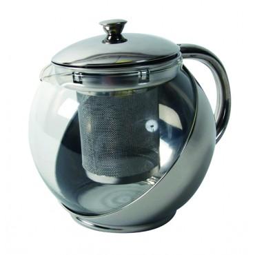 Stainless Steel Teapot - 900ml capacity