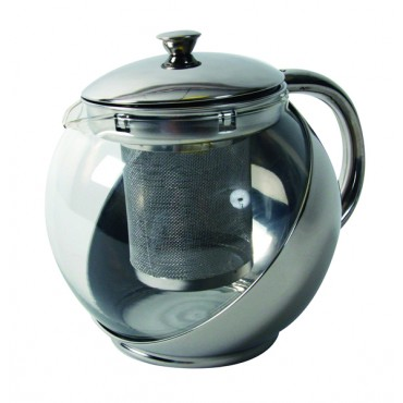 Stainless Steel Teapot - 900ml capacity