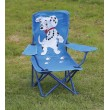 Childs Camping Foldaway Chair - Dalmation Design