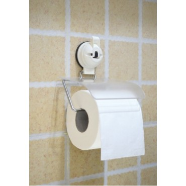Portable Suction Toilet Roll Holder