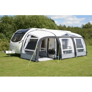 2018 Kampa Rally AIR Pro 390 Plus Left Lightweight Porch Awning