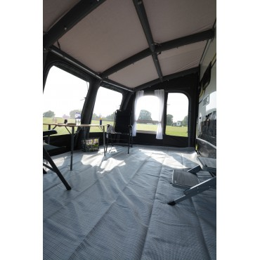 Kampa Elegance Breathable Caravan Awning Carpet Fits Rally 330