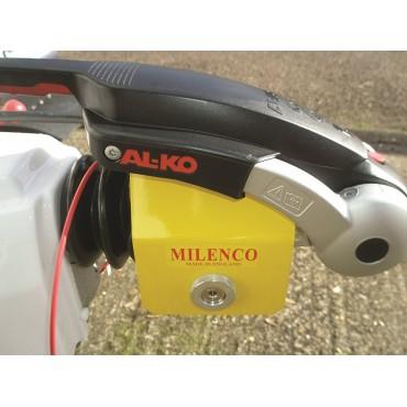 Milenco Super Heavy Duty AKS 2004 & 3004 Caravan Hitchlock