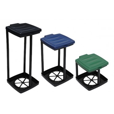 Quest Leisure Multi Height Collapsible Eco Waste Bin / Sack Holder