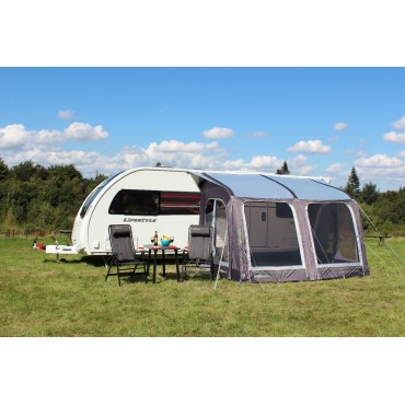 Outdoor Revolution E-SportAir 325 Lightweight Caravan Air Porch Awning