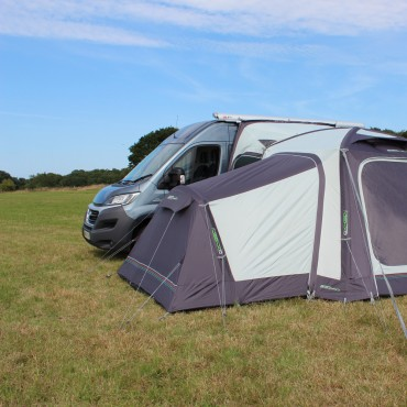 Outdoor Revolution Inflatable Air Annex to suit Movelite T1 & T1 Tail