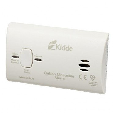 Caravan Motorhome Camper Safety Carbon Monoxide Alarm