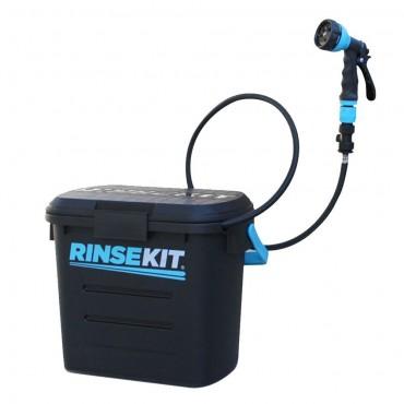 RinseKit 2 Gallon Portable Portable Pressurised Shower Kit