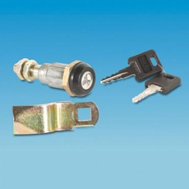 West Alloy Gas / Side Locker Compession Lock & Two Keys