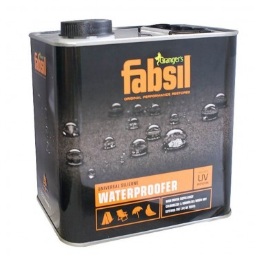 Granger's Fabsil Awning & Tent Reproofer Liquid - 2.5 Litre