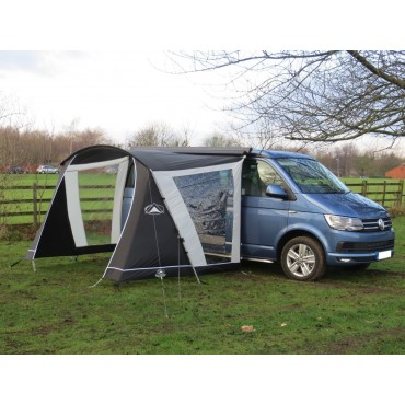 Lightweight Simple Sunncamp Swift 260 Campervan Door Sun Canopy