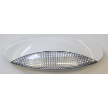 Halogen Awning Light / Lamp - White