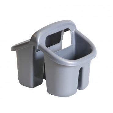 B-Line Studio Kitchen Sink Caddy / Tidy - Silver