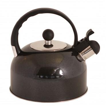 Whistling Kettle 2.2ltr - Black