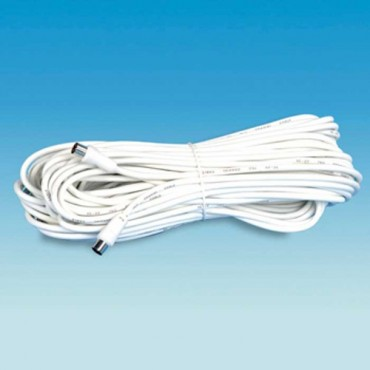 Tv Co-Axial Fly Lead 25m Coax