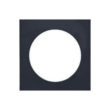 Berker Single Frame - Pure Design Granite