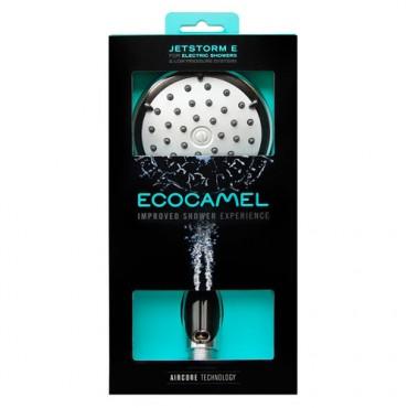 Ecocamel Jetstorm Chrome Shower Head