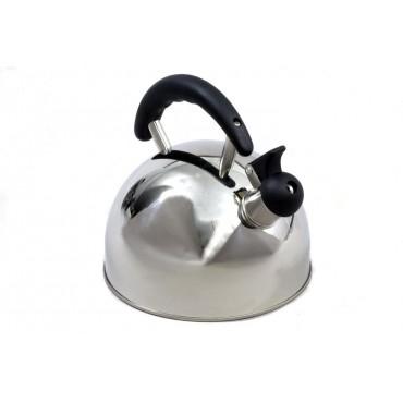 Sunncamp Rapport 1.6 Litre Stainless Steel Whistling Kettle