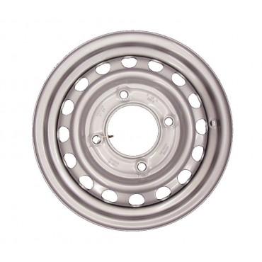 """Steel B&B Spare Wheel Rim 4.5j X 13"""" 4 Stud"""