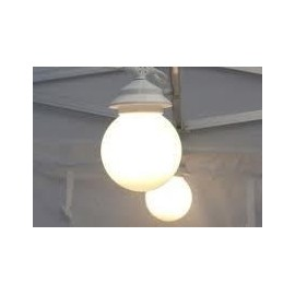 Globe Awning Lights