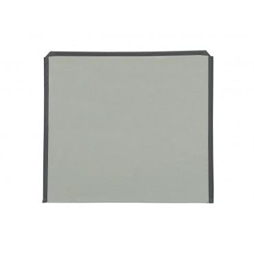 Isabella Windscreen Flex Solid Extension Panel - Grey