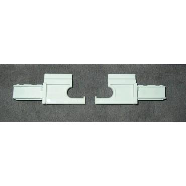 Caravan Motorhome Dometic Blind End Insert - Pack Of Two